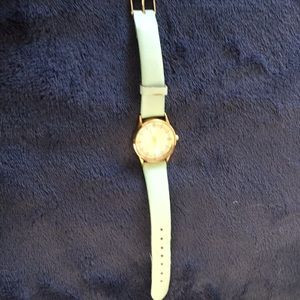Jewelry - Kohl's watch in mint green